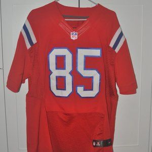 New England Patriots NFL Jersey - Brandon Lloyd